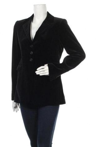 Γυναικείο σακάκι Pauw, Μέγεθος S, Χρώμα Μαύρο, Βαμβάκι, Τιμή 31,30€