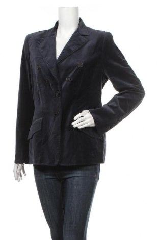 Дамско сако Riani, Размер L, Цвят Син, 98% памук, 2% еластан, Цена 38,12лв.