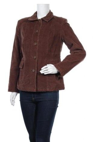 Дамско яке Cherokee, Размер S, Цвят Кафяв, 98% памук, 2% еластан, Цена 13,99лв.