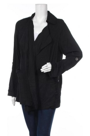 Дамско яке Cotton On, Размер L, Цвят Черен, Лиосел, Цена 9,45лв.