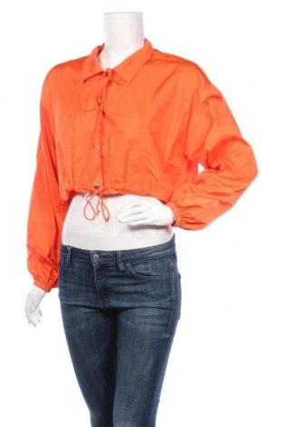 Дамско яке Pretty Little Thing, Размер M, Цвят Оранжев, Полиамид, Цена 48,88лв.