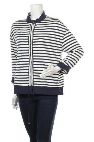 Дамско яке Zara, Размер M, Цвят Син, 93% вискоза, 7% еластан, Цена 16,64лв.