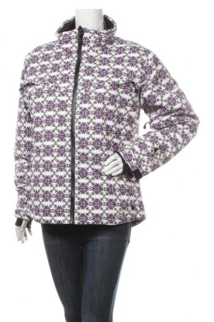 Γυναίκειο μπουφάν για χειμερινά σπορ Celsius, Μέγεθος XL, Χρώμα Λευκό, Πολυεστέρας, Τιμή 27,77€