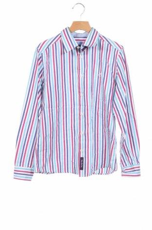 Παιδικό πουκάμισο Johnny Lambs, Μέγεθος 11-12y/ 152-158 εκ., Χρώμα Πολύχρωμο, Βαμβάκι, Τιμή 3,86€