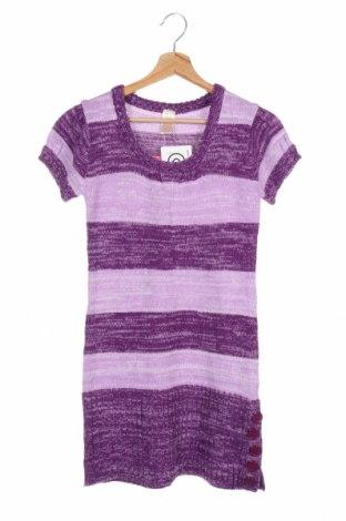 Παιδικό φόρεμα Chillipop, Μέγεθος 11-12y/ 152-158 εκ., Χρώμα Βιολετί, Ακρυλικό, Τιμή 6,59€