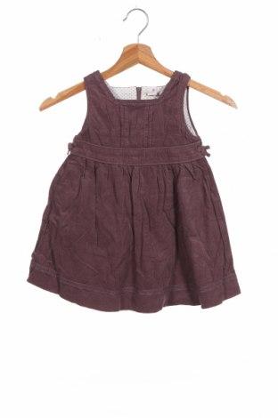 Παιδικό φόρεμα Idexe, Μέγεθος 2-3y/ 98-104 εκ., Χρώμα Βιολετί, Βαμβάκι, Τιμή 13,58€