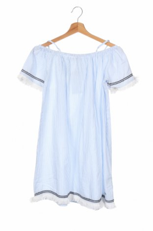 Παιδικό φόρεμα Tiffosi, Μέγεθος 12-13y/ 158-164 εκ., Χρώμα Μπλέ, 100% βαμβάκι, Τιμή 16,08€
