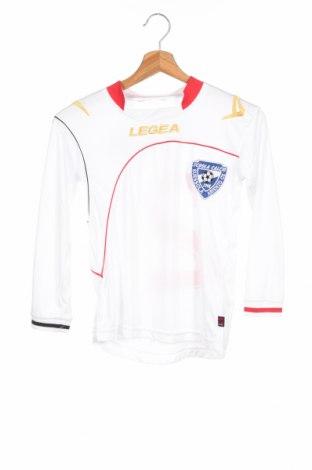 Παιδική μπλούζα αθλητική Legea, Μέγεθος 7-8y/ 128-134 εκ., Χρώμα Λευκό, Πολυεστέρας, Τιμή 4,09€
