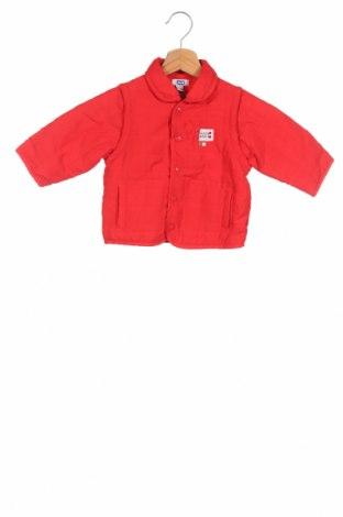 Παιδικό μπουφάν Chicco, Μέγεθος 6-9m/ 68-74 εκ., Χρώμα Κόκκινο, Πολυεστέρας, Τιμή 14,55€