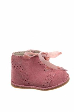 Παιδικά παπούτσια, Μέγεθος 16, Χρώμα Ρόζ , Φυσικό σουέτ, Τιμή 8,31€