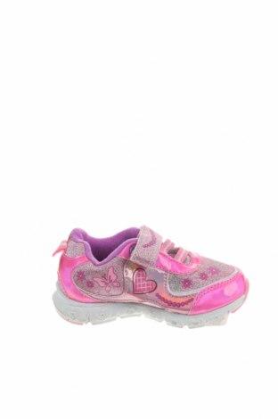 Παιδικά παπούτσια Disney, Μέγεθος 23, Χρώμα Ρόζ , Δερματίνη, Τιμή 11,59€