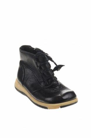 Παιδικά παπούτσια Milo, Μέγεθος 22, Χρώμα Μαύρο, Γνήσιο δέρμα, Τιμή 24,06€