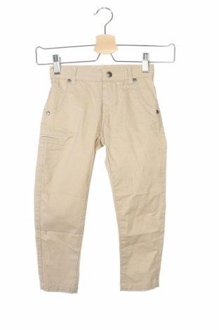 Παιδικό παντελόνι Belly Button, Μέγεθος 2-3y/ 98-104 εκ., Χρώμα  Μπέζ, 98% βαμβάκι, 2% ελαστάνη, Τιμή 13,11€