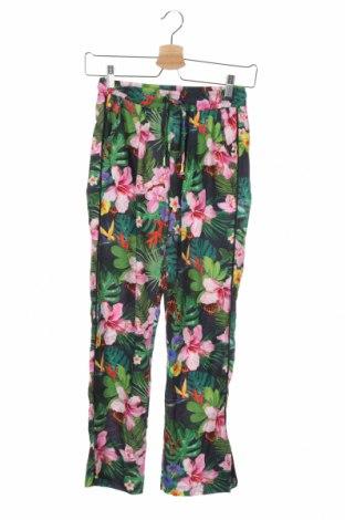Детски панталон Vingino, Размер 11-12y/ 152-158 см, Цвят Многоцветен, Вискоза, Цена 8,91лв.