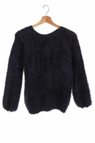 Παιδικό πουλόβερ Zara Knitwear, Μέγεθος 13-14y/ 164-168 εκ., Χρώμα Μπλέ, Τιμή 19,74€