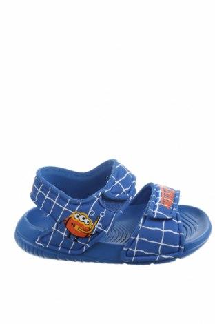 Παιδικά σανδάλια Adidas, Μέγεθος 21, Χρώμα Μπλέ, Πολυουρεθάνης, Τιμή 18,51€
