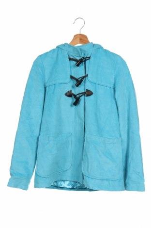 Детско палто Urbana, Размер 14-15y/ 168-170 см, Цвят Син, 95% полиестер, 5% еластан, Цена 24,26лв.