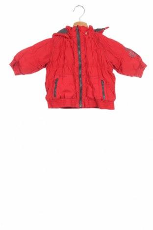 Παιδικό μπουφάν Clayeux, Μέγεθος 3-6m/ 62-68 εκ., Χρώμα Κόκκινο, 40% βαμβάκι, 48% πολυεστέρας, 12% πολυαμίδη, Τιμή 12,27€