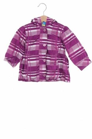 Παιδικό μπουφάν Topolino, Μέγεθος 6-9m/ 68-74 εκ., Χρώμα Βιολετί, Πολυεστέρας, Τιμή 9,94€