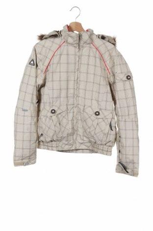 Παιδικό μπουφάν για χειμερινά σπο Icepeak, Μέγεθος 15-18y/ 170-176 εκ., Χρώμα  Μπέζ, Πολυεστέρας, Τιμή 24,94€