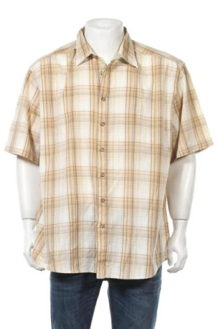 Ανδρικό πουκάμισο Club D'amingo, Μέγεθος XXL, Χρώμα Πολύχρωμο, 60% βαμβάκι, 40% πολυεστέρας, Τιμή 5,52€