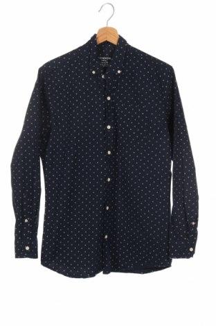 Ανδρικό πουκάμισο Connor, Μέγεθος S, Χρώμα Μπλέ, Βαμβάκι, Τιμή 8,77€
