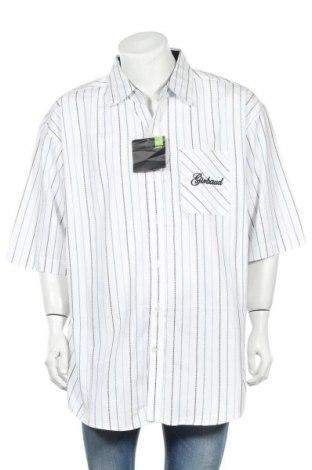 Мъжка риза Le Jean De Marithe+Francois Girbaud, Размер XXL, Цвят Бял, Памук, Цена 42,53лв.