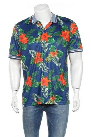 Ανδρικό t-shirt Brave Soul, Μέγεθος L, Χρώμα Πολύχρωμο, Πολυεστέρας, Τιμή 7,09€