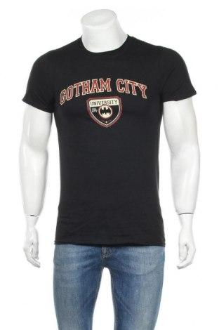 Ανδρικό t-shirt Batman, Μέγεθος S, Χρώμα Μαύρο, Βαμβάκι, Τιμή 11,69€