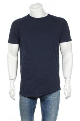 Ανδρικό t-shirt Jack & Jones, Μέγεθος L, Χρώμα Μπλέ, Βαμβάκι, Τιμή 7,42€