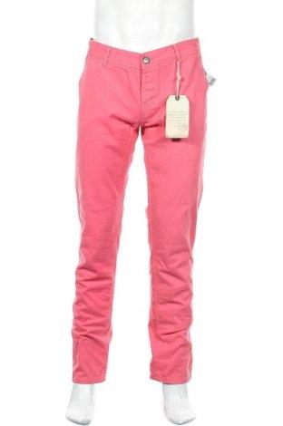 Ανδρικό παντελόνι Alcott, Μέγεθος L, Χρώμα Ρόζ , Βαμβάκι, Τιμή 10,91€
