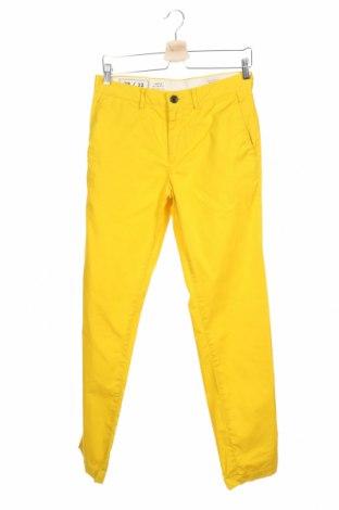 Ανδρικό παντελόνι Club Monaco, Μέγεθος S, Χρώμα Κίτρινο, Βαμβάκι, Τιμή 18,71€
