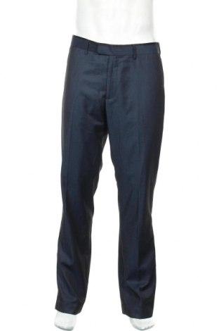 Ανδρικό παντελόνι Connor, Μέγεθος L, Χρώμα Μπλέ, 80% πολυεστέρας, 20% βισκόζη, Τιμή 12,73€