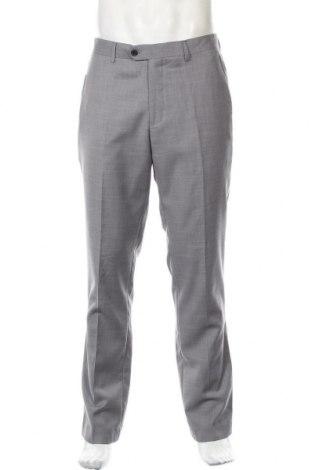 Ανδρικό παντελόνι Connor, Μέγεθος M, Χρώμα Γκρί, 85% πολυεστέρας, 15% βισκόζη, Τιμή 10,13€