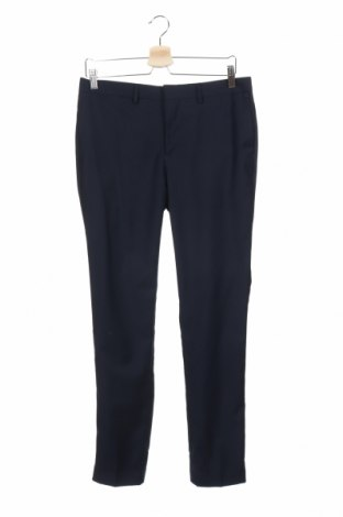 Мъжки панталон Kiomi, Размер M, Цвят Син, 70% полиестер, 30% вискоза, Цена 32,00лв.