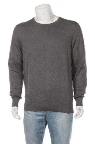 Мъжки пуловер Target, Размер XL, Цвят Сив, Памук, Цена 20,51лв.