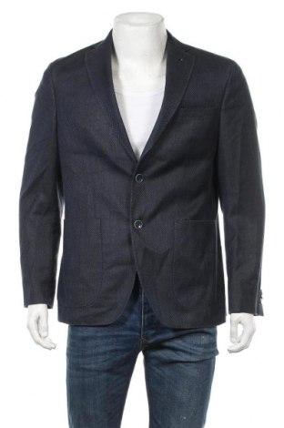 Ανδρικό σακάκι Barutti, Μέγεθος M, Χρώμα Μπλέ, Τιμή 12,67€