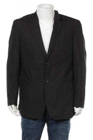 Ανδρικό σακάκι Bossini, Μέγεθος L, Χρώμα Μαύρο, Μαλλί, Τιμή 14,91€