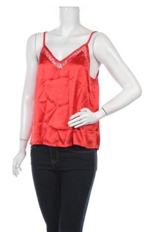 Пижама Dorothy Perkins, Размер M, Цвят Червен, Полиестер, Цена 20,16лв.