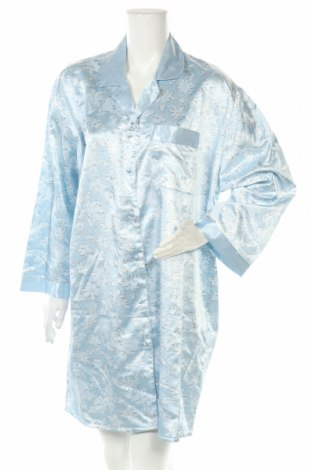 Пижама Marcel Clair, Размер XL, Цвят Син, 83% полиестер, 17% памук, Цена 29,40лв.