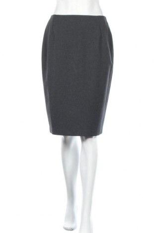 Пола St. Michael Marks & Spencer, Размер M, Цвят Сив, 98% полиестер, 2% еластан, Цена 5,78лв.