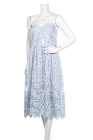 Φόρεμα Chi Chi, Μέγεθος XXL, Χρώμα Μπλέ, Πολυεστέρας, Τιμή 36,88€