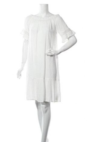 Φόρεμα Cream, Μέγεθος M, Χρώμα Λευκό, Βισκόζη, Τιμή 28,75€