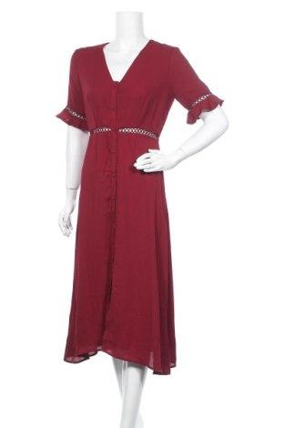 Φόρεμα Fashion Union, Μέγεθος M, Χρώμα Κόκκινο, 100% πολυεστέρας, Τιμή 13,52€