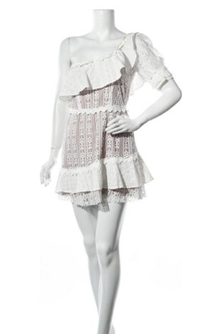 Φόρεμα For Love And Lemons, Μέγεθος M, Χρώμα Λευκό, Πολυαμίδη, Τιμή 59,83€