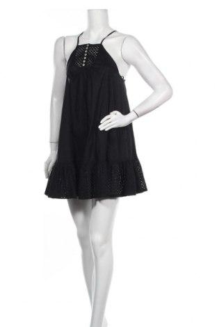 Φόρεμα Free People, Μέγεθος XS, Χρώμα Μαύρο, Βαμβάκι, Τιμή 27,05€