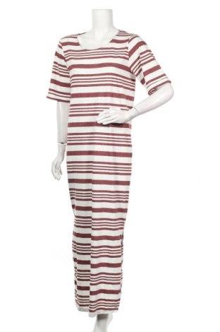 Φόρεμα Ichi, Μέγεθος M, Χρώμα Λευκό, 60% βαμβάκι, 40% πολυεστέρας, Τιμή 11,74€