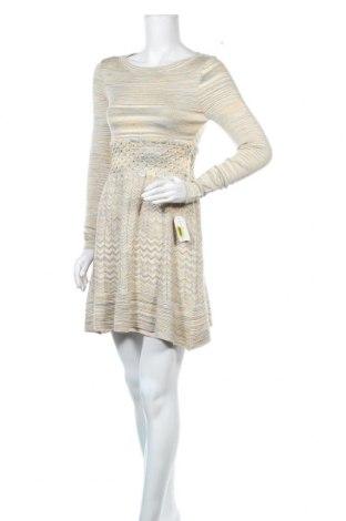 Φόρεμα Jessica Simpson, Μέγεθος XS, Χρώμα  Μπέζ, Ακρυλικό, Τιμή 24,06€