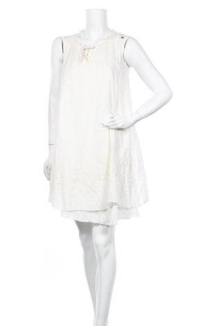 Рокля Khujo, Размер S, Цвят Бял, Памук, Цена 64,35лв.