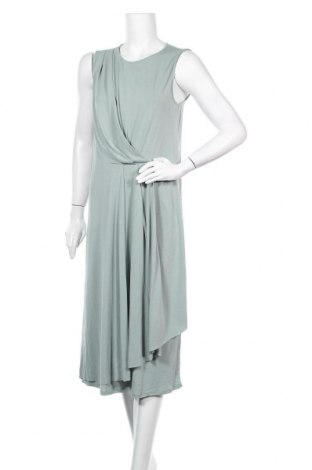 Рокля Kiomi, Размер M, Цвят Зелен, 70% модал, 30% полиестер, Цена 59,25лв.